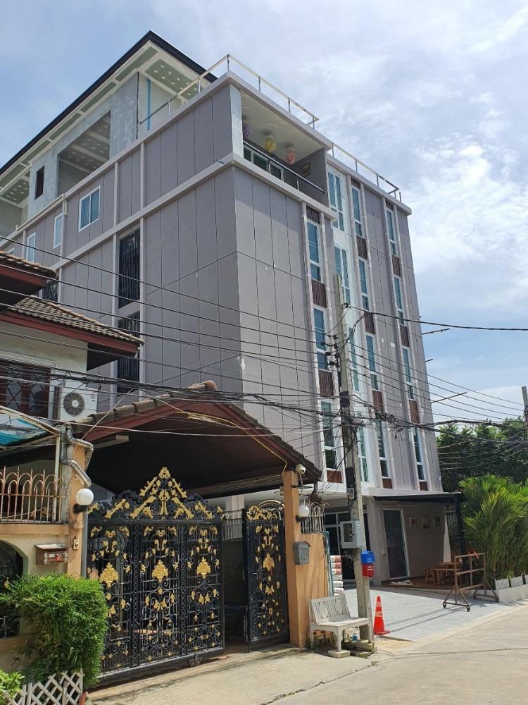 ขายขายเซ้งกิจการ (โรงแรม หอพัก อพาร์ตเมนต์)คลองเตย กล้วยน้ำไท : ขายอพาร์ทเม้นท์ 40 ห้อง ซอยสุขุมวิท 54 แยก 6 คลองเตย กทม.(ติดเจ้าของ)