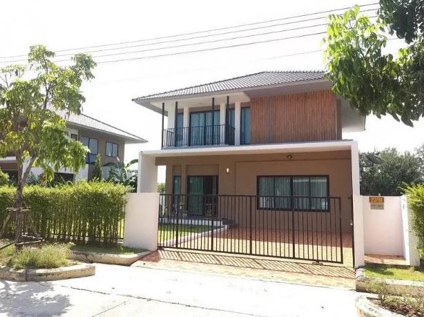 ขายบ้านรังสิต ธรรมศาสตร์ ปทุม : ขายบ้านเดี่ยว หมู่บ้านเลอมาน ธัญญะ 103 ตรว. ถนนคลอง 7 ปทุมธานี