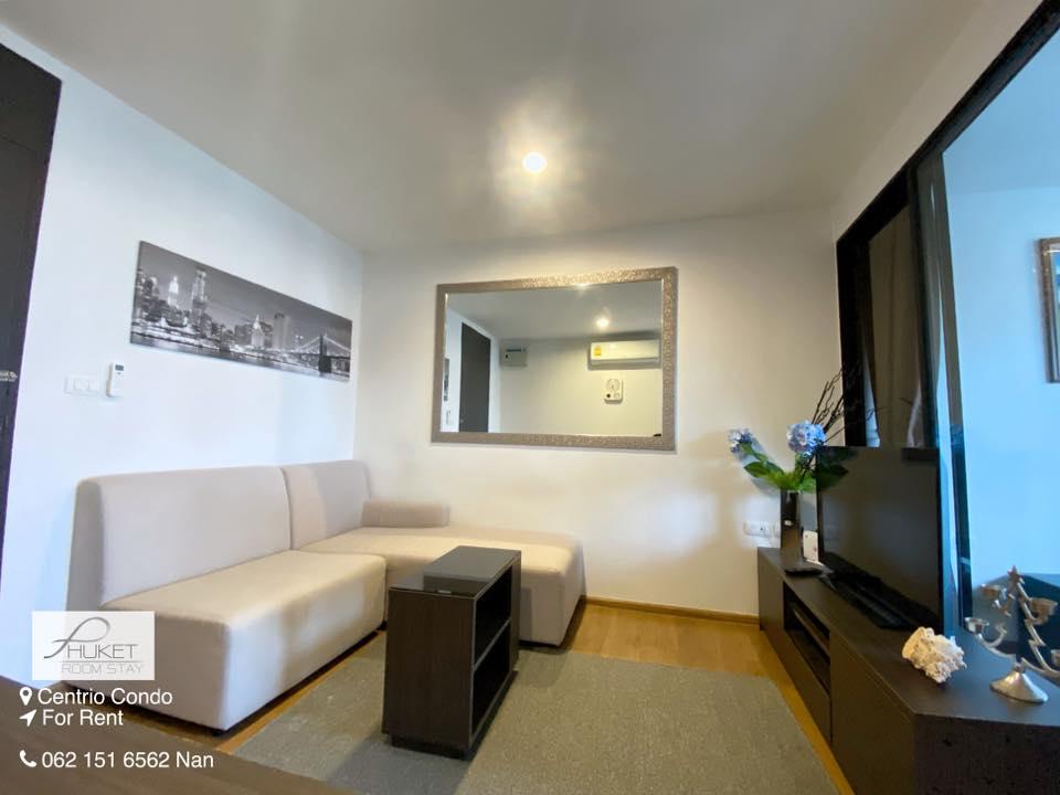 For RentCondoPhuket, Patong : Phuket Condo for Rent: Centrio Condo near Central Floresta