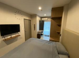 For SaleCondoThaphra, Wutthakat : Condo for sale at Ideo Tha Phra Interchange, cheap price with furniture and appliances.