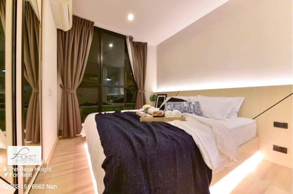 For RentCondoPhuket, Patong : Phuket Condo for Rent: The Base Height (THE BASE HEIGHT) near Bangkok Samkong Hospital