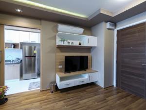 For RentCondoChiang Mai : The Treasure Condo by My Hip 37 Sqm 6th Floor Condo for Rent 9,000 Baht