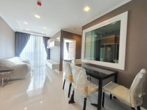 For RentCondoSamrong, Samut Prakan : ❤️❤️❤️ [For Rent] Brand new room ❤️❤️ 2 bedrooms, 2 balconies ❤️ Corner room