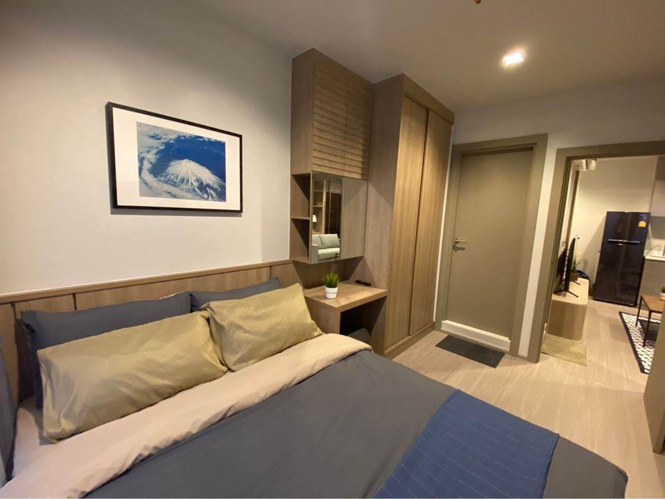 For RentCondoRama9, RCA, Petchaburi : Condo Life Asoke Rama 9 (Condo Life Asoke - Rama 9) - 2 bedrooms, 1 bathroom.