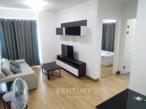 For RentCondoBangna, Lasalle, Bearing : For rent Supalai Bearing sukhumvit 105 room, 2 bedrooms, 6th floor, size 58 sqm., Price 18,000 baht / month