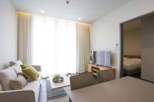 For RentCondoAri,Anusaowaree : The Monument Sanampao 1 bedroom for rent, good price, beautiful room.