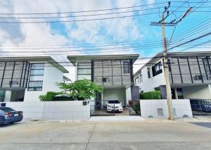 ขายบ้านพัฒนาการ ศรีนครินทร์ : บ้านเดี่ยว เซนมูระ Zenmura บางนา ศรีนครินทร์ หนามแดง