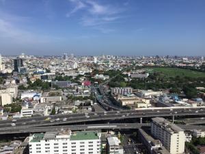 For SaleCondoRatchathewi,Phayathai : Condo for sale, 2 bedrooms, 2 bathrooms, 35th floor, Supalai Premier, Ratchathewi