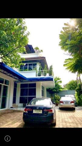 For RentHouseSapankwai,Jatujak : RH472 ให้เช่าบ้านเดี่ยว 100 ตรว พื้นที่ไช้สอย 508 ตรม ทำออฟฟิศได้ อินทามาระ 3