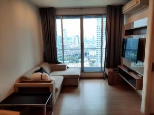For SaleCondoOnnut, Udomsuk : For sale! at Rhythm Sukhumvit 50 1 Bedroom 1 Bathroom 6,210, 0000 Fully furnished (can negotiate ) Code P-00211