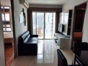 For SaleCondoOnnut, Udomsuk : for sale! at Ideo Verve 2 Bedroom 2 Bathroom 8, 500,000THB Fully furnished (can negotiate ) Code P-00127