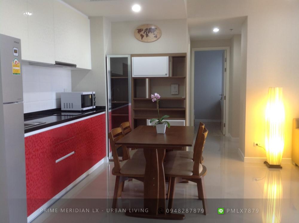 ขายคอนโดพระราม 3 สาธุประดิษฐ์ : Starview By Eastern Star - Fully Furnished 2 Bedrooms / 77 Sqm / High Floor / Ready To Move In