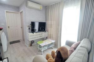 For RentCondoBangna, Lasalle, Bearing : For Rent Pause Sukhumvit 107 (32.31 sqm.)
