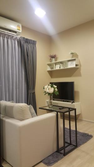For SaleCondoRama9, RCA, Petchaburi : For sale condolette midst rama9 1 bedroom, pool view, very nice room, cheap