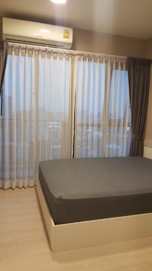 For SaleCondoRama9, RCA, Petchaburi : Condolette midst rama 9 Studio 22 sqm., 10th floor, very good price