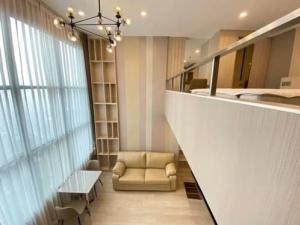 For RentCondoSathorn, Narathiwat : For rent, DuPlex 2 floors, 37 sq m.