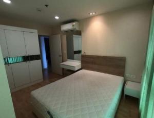 For RentCondoRama9, RCA, Petchaburi : For rent, Casa Condo Asoke, Din Daeng, corner room, fully furnished, Rama 9 view