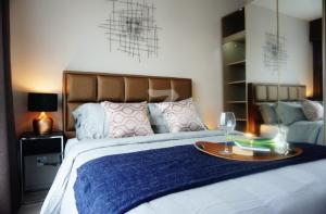 เช่าคอนโดอ่อนนุช อุดมสุข : For Rent Life Sukhumvit 48 ห้องสวย ชั้น 30 พร้อมอยู่ @JST Property.