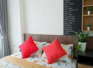 For RentCondoRattanathibet, Sanambinna : U Delight Rattanathibet, beautiful room, only 7,000