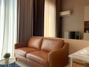 เช่าคอนโดรัชดา ห้วยขวาง : For Rent Noble Revolve Ratchada 2 ห้องใหม่มาก ขนาด 26 ตรม. 1 ห้องนอน เพดานสูง 4 เมตร @JST Property.