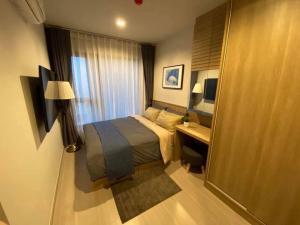เช่าคอนโดพระราม 9 เพชรบุรีตัดใหม่ : For Rent Life Asoke Rama 9 (2 ห้องนอน 1ห้องน้ำ) ห้องตกแต่งสวยเฟอร์ครบ @JST Property.