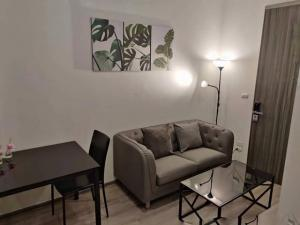 For RentCondoOnnut, Udomsuk : MN443 - For rent KnightsBridge Prime On-Nut, near BTS On Nut, size 27.5 sq.m.