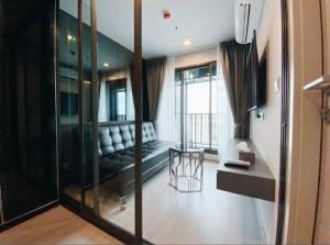 เช่าคอนโดลาดพร้าว เซ็นทรัลลาดพร้าว : 🎉 ให้เช่าคอนโด Life Ladprao ราคาพิเศษ ตึก B💕ตกแต่งเฟอร์นิเจอร์อย่างดี 1 ห้องนอน 35 ตรม.