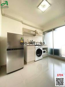For RentCondoLadprao101, The Mall Bang Kapi : Condo for sale / rent Aspire Ladprao 113 beautiful room ready to move in.
