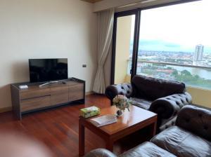 For RentCondoWongwianyai, Charoennakor : Condo for rent Baan Chao Praya Floor 24 AOL-F72-2012003165