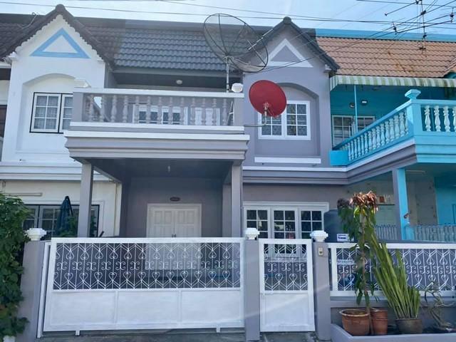 For RentTownhouseOnnut, Udomsuk : RT473 Townhouse for rent, 4 bedrooms, 2 bathrooms, good location, Sukhumvit 101, Tub 1, near BTS.