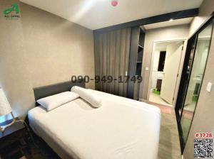 For RentCondoBangna, Lasalle, Bearing : Condo for rent Villa Lasalle Sukhumvit 105 Villa Lasalle Sukhumvit 105 rooms ready to move near BTS Bearing