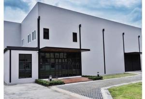 For RentOfficeRama9, RCA, Petchaburi : Warehouse for rent, Soi Research Center ♦► Rental fee 280,000 baht / month