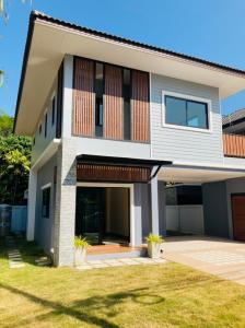 For SaleHouseChiang Mai, Chiang Rai : H136NS after the last !! Urgent sale, new house, near Chiang Mai University, in Chet Yot
