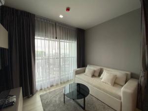 เช่าคอนโดอ่อนนุช อุดมสุข : Life sukhumvit 48 1 bed plus ชั้นสูงสุด วิวสวย