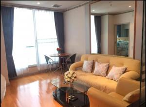 For RentCondoSathorn, Narathiwat : Sathorn House Condo for rent: 1 bedroom for 54 sqm. on 26th floor.With fully furnished and electrical appliances.Just 100 m. to BTS Surasak.Rental only for 20,000 / m.
