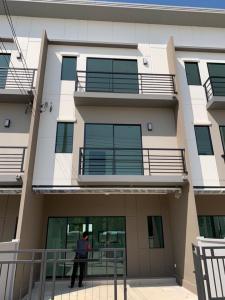 For RentTownhouseRama5, Ratchapruek, Bangkruai : House for rent in Klang Muang Ratchapruek Sathorn 3 floors AOL-F58-2012003167