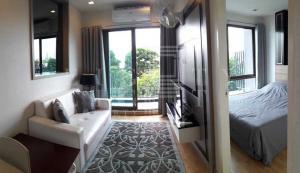 เช่าคอนโดพระราม 9 เพชรบุรีตัดใหม่ : For Rent Casa Condo Asoke-Dindaeng (31 sqm.)
