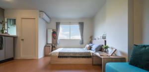 For RentCondoRangsit, Thammasat, Patumtani : New room, very cheap, ready to move in, Lumpini Township Rangsit Klong 1, fully furnished !!!