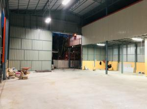 For RentWarehouseYothinpattana,CDC : Warehouse for rent, Ladprao 84, size 275 sq m, ready to rent, convenient transportation, near the express CDC, Ladprao 101