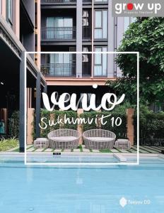 For RentCondoNana, North Nana,Sukhumvit13, Soi Nana : ⚡️GPR9218 Urgent for rent ⚡️ Venio Sukhumvit 10 project rented 22,000 bath Hot Price