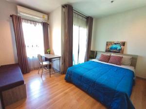 เช่าคอนโดลาดพร้าว เซ็นทรัลลาดพร้าว : For Rent Chapter One Midtown ลาดพร้าว 24 ชั้นสูง วิวสวย @JST Property.