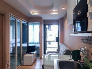 For SaleCondoChiang Mai : Trams 1 Condo for sale Near Nimman & Maya 30 Sqm Floor 8
