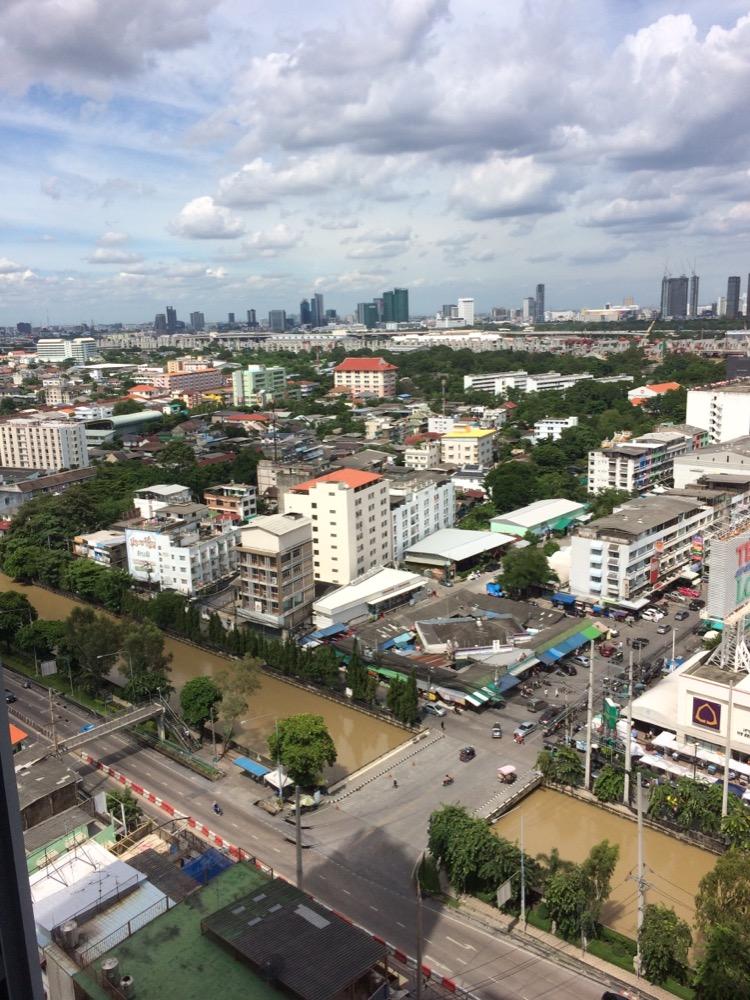 For SaleCondoBang Sue, Wong Sawang : Condo for sale, 1 bedroom, 1 bathroom, 21st floor, East ideo, Bang Sue