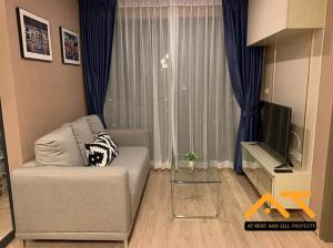 For RentCondoBangna, Lasalle, Bearing : For rent  Ideo O2   2Bed  1Bath, size 46 sq.m., Beautiful room, fully furnished.
