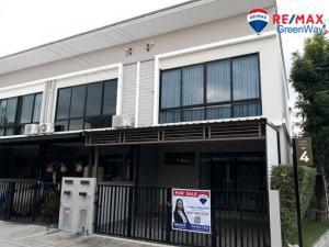 For SaleTownhouseEakachai, Bang Bon : sell!!! Townhouse Casa City Kanlapapruek - Sathorn, negotiable price, converted to the beginning of the project, area 18 sq m.