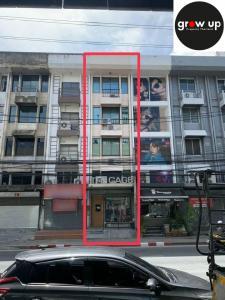 เช่าตึกแถว อาคารพาณิชย์ลาดพร้าว71 โชคชัย4 : ⚡️GPR9345 ด่วนให้เช่า ⚡️อาคารพาณิชย์ 4 ชั้นครึ่ง💰เช่าถูก 45,000 bath💥 Hot Price