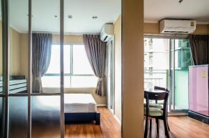 For RentCondoRama9, RCA, Petchaburi : For rent Lumpini Park Rama 9-Ratchada 1 bedroom inexpensive.