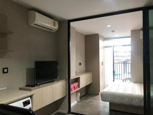 For SaleCondoSamrong, Samut Prakan : TB051063: Condo room for sale, Tropicana @ BTS Erawan, beautiful room, new, fully furnished ✨