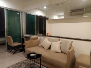 เช่าคอนโดรัชดา ห้วยขวาง : For Rent 38 sq.M  1 Bedroom 1Bathroom  !!15,000 baht