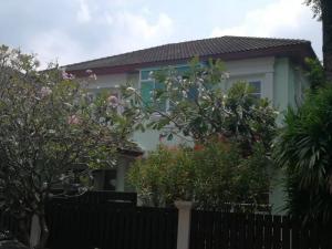 เช่าบ้านมีนบุรี-ร่มเกล้า : (ให้เช่า) บ้านเดี่ยวให้เช่า หมู่บ้านเพอร์เฟคเพลส รามคำแหง 164